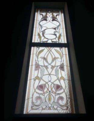 Изготовление витражей на окна №2
