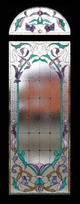 Изготовление витражей на окна №15