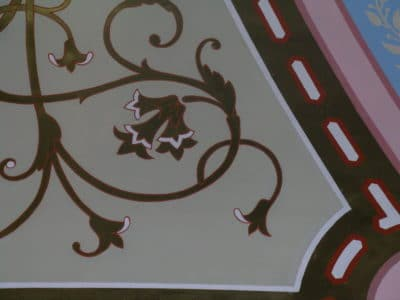 Мозаика и росписи стен №17