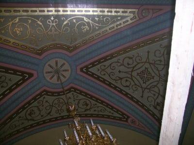 Мозаика и росписи стен №20