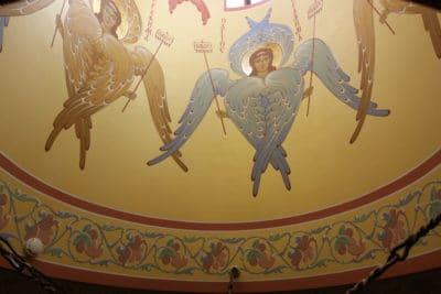 Мозаика и росписи стен №22