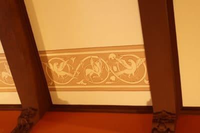 Мозаика и росписи стен №13