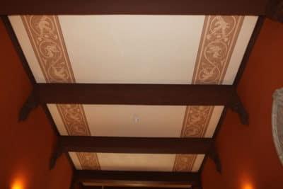 Мозаика и росписи стен №15