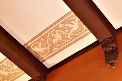Мозаика и росписи стен №16