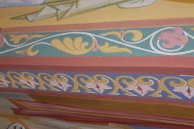 Мозаика и росписи стен №29