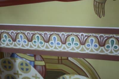 Мозаика и росписи стен №30