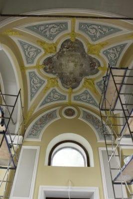 Мозаика и росписи стен №2