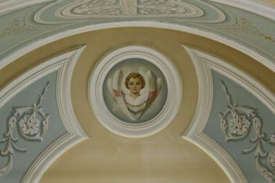 Мозаика и росписи стен №7