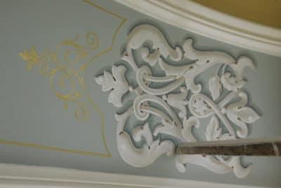Мозаика и росписи стен №8