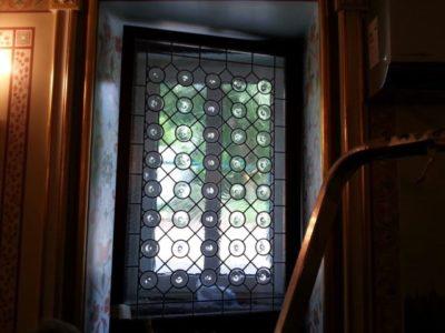 Изготовление витражей на окна №29 - Купить витражные окна