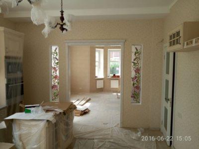 Изготовление витражей на окна №19 - Купить витражные окна
