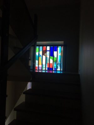 Изготовление витражей на окна №87 - Купить витражные окна