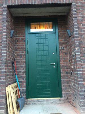 Изготовление витражей на окна №99 - Купить витражные окна